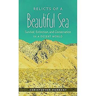 Relictos de un hermoso mar: supervivencia, extinción y conservación en un mundo desierto