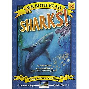 Sharks! (We Both Read - Level 1-2)