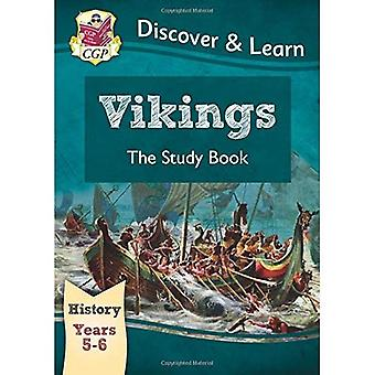 KS2 Discover & Learn: History - Vikings Study Book, Year 5 & 6
