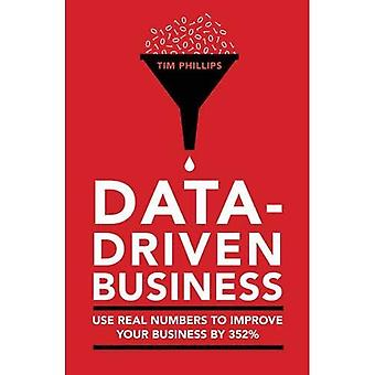 Data-driven business: Use real numbers to improve your performance by 352%
