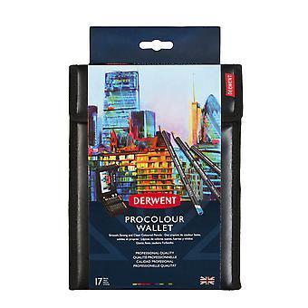 Derwent Procolour Wallet Set