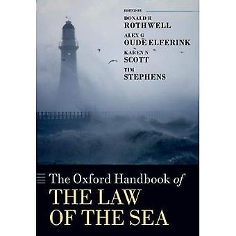 Oxford handboken i lagen av havet (Oxford handböcker)