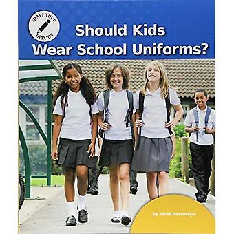 Should Kids Wear School Uniforms? (Shape Your Opinion)