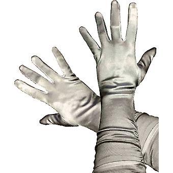 Opera Gloves Child White