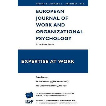 Competenza al lavoro giornale europeo di psicologia del lavoro di Sonnentag & S.