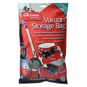 Kingfisher VBJ Space Saving Large Vacuum Storage Bags (74 x 130cm)