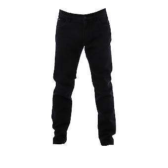 Dolce E Gabbana schwarz Baumwolle Hose