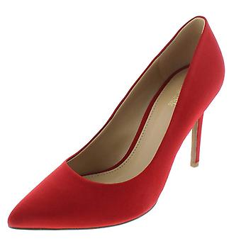 Michael Michael Kors Womens Claire Pointed Toe Classic Pumps