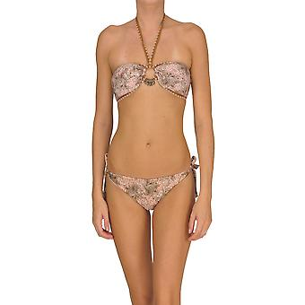 Twin-set Nude Polyester One-piece Suit