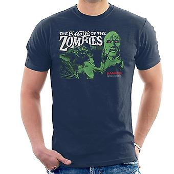 Hammer The Plague Of The Zombies Poster Men's T-Shirt