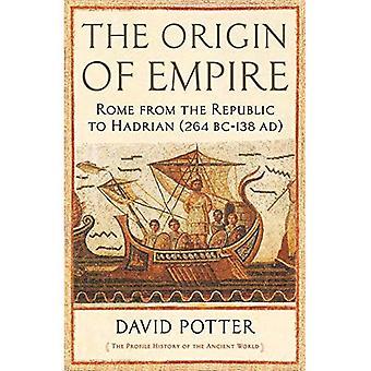 De oorsprong van het rijk: Rome van de Republiek tot Hadrianus (264 BC-AD 138)