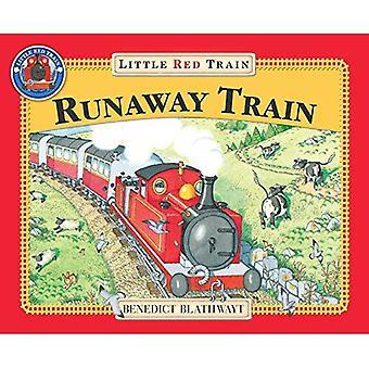 Den Runaway Train (Red Fox bilder böcker)