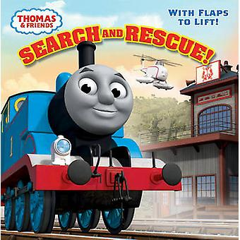 Search and Rescue! (Thomas & Friends) by Wilbert Vere Awdry - Britt A