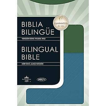 Biblia Bilingue-PR-Rvr 1960/NKJV by Rvr 1960- Reina Valera 1960 - 978