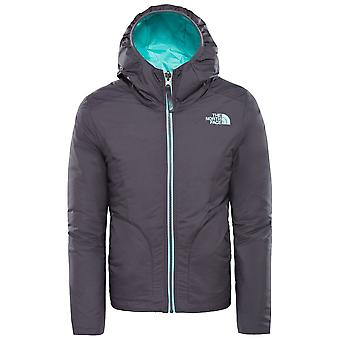 The North Face Periscope Grey Girls Reversible Perrito Jacket