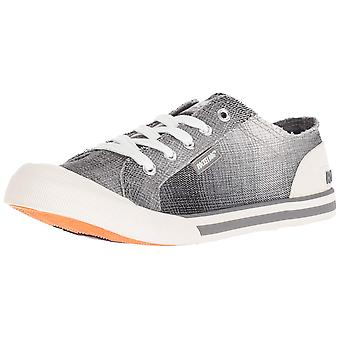 Rocket Dog Womens Jazzin Low Top Lace Up Fashion Sneakers