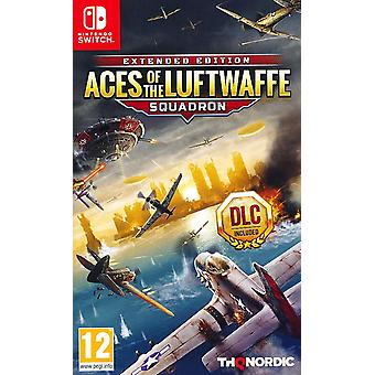 Aces of the Luftwaffe Squadron Extended Version - Nintendo Switch Reorderable