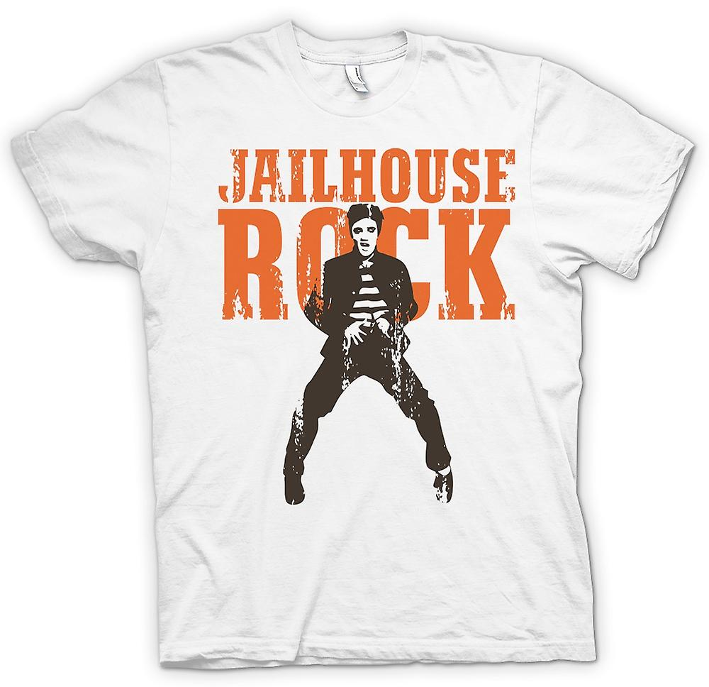 Womens T-shirt - Jailhouse Rock - Elvis