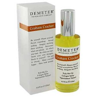 Demeter Graham Cracker By Demeter Cologne Spray 4 Oz (women) V728-426403