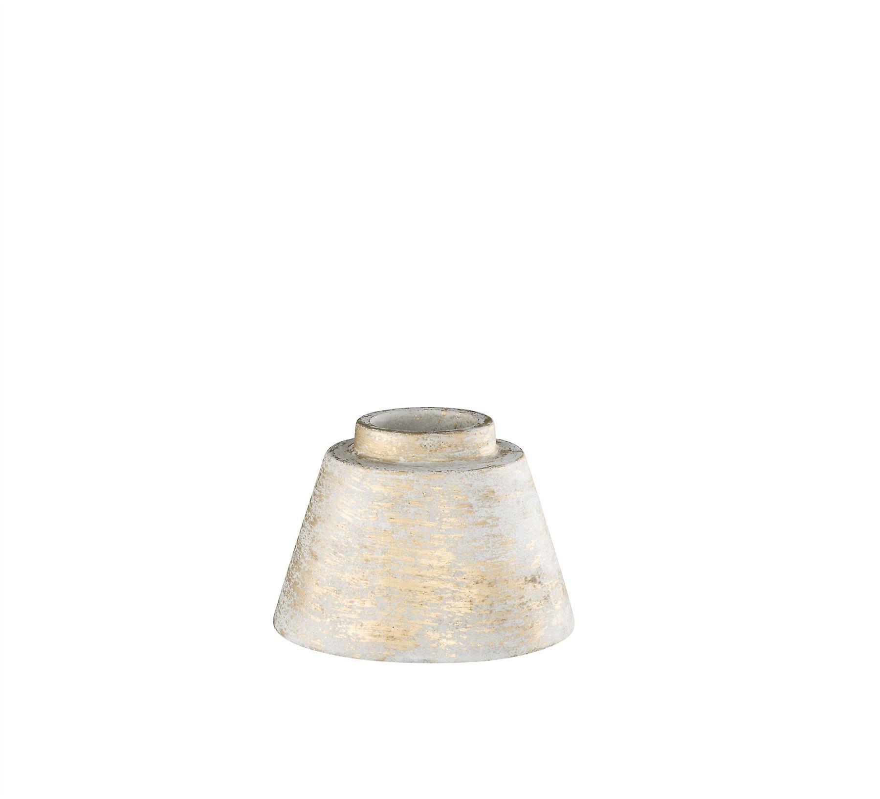Wofi Borg - 1 Lampe de table légère gris - 8214.01.50.7000