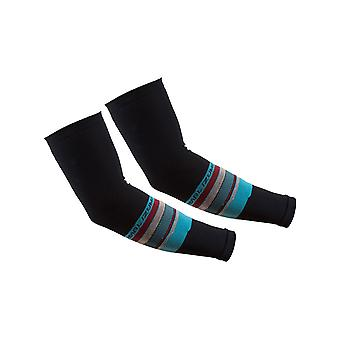 Pearl Izumi Drift Eclipse Blue Select Thermal Lite Arm Warmers - Pair
