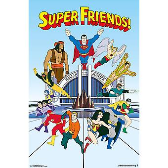 Poster - Studio B - Superfriends - Team 23