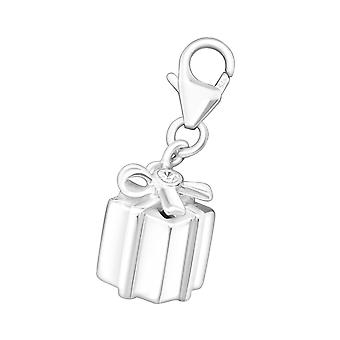 Gift Box - 925 Sterling Silver Charms with Lobster - W19090X