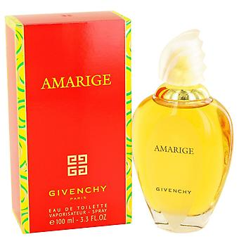 AMARIGE by Givenchy Eau De Toilette Spray 3,4 oz/100 ml (naisten)