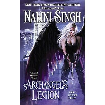 Archangel's Legion by Nalini Singh - 9780425251249 Book