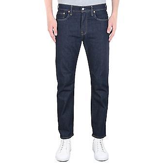 Levi's Premium 502 Regular Tapered Indigo Denim Jeans