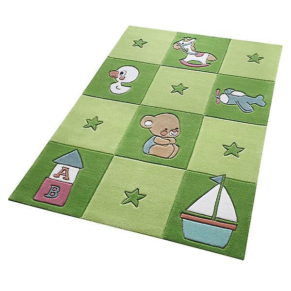 Tapis - Smart Kids - vert nouveau-né 3986-05