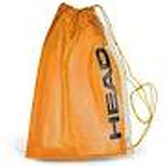 HEAD Training Mesh Swim Bag - Orange