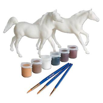 Breyer Paint Your Own Horse - Arabian and Thoroughbred