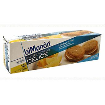 Bimanan Gall. Limon 12 Units (Diet , Biscuits)
