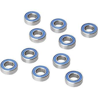 Absima Ball bearing Chrome steel Inside diameter: 8 mm Outside diameter: 12 mm
