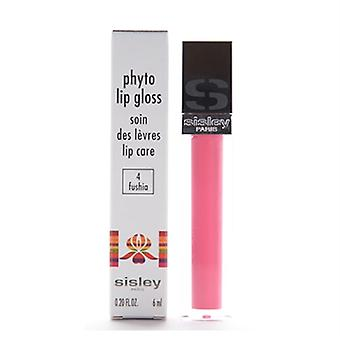 Sisley Phyto Lip Gloss #4 Fushia 0,20 oz / 6ml