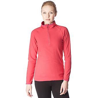 Peter Storm vrouwen Half Zip Micro Stripe Fleece