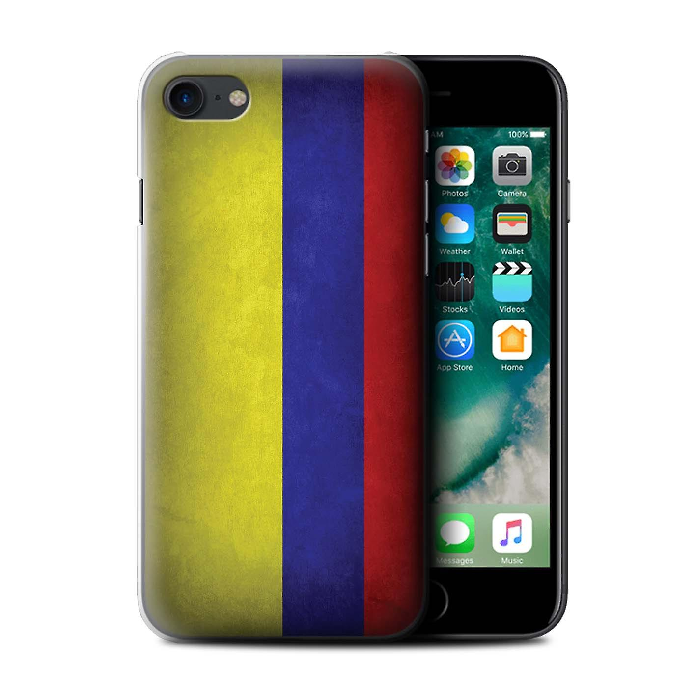 Stuff4 housse pour apple iphone 7 columbia colombie for Housse pour iphone 7