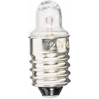 Torches replacement bulb 3.7 V 1.11 W Base=E10 Cl