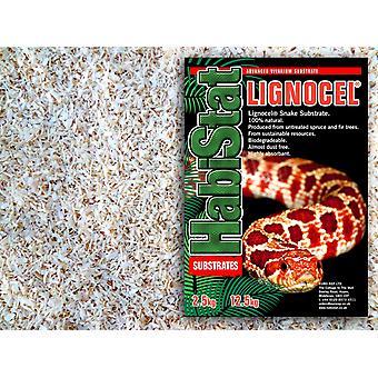 Habistat Lignocel Substrate 2.5kg