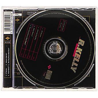 R Kelly - Tak Gud det er fredag (4 blander) USA import