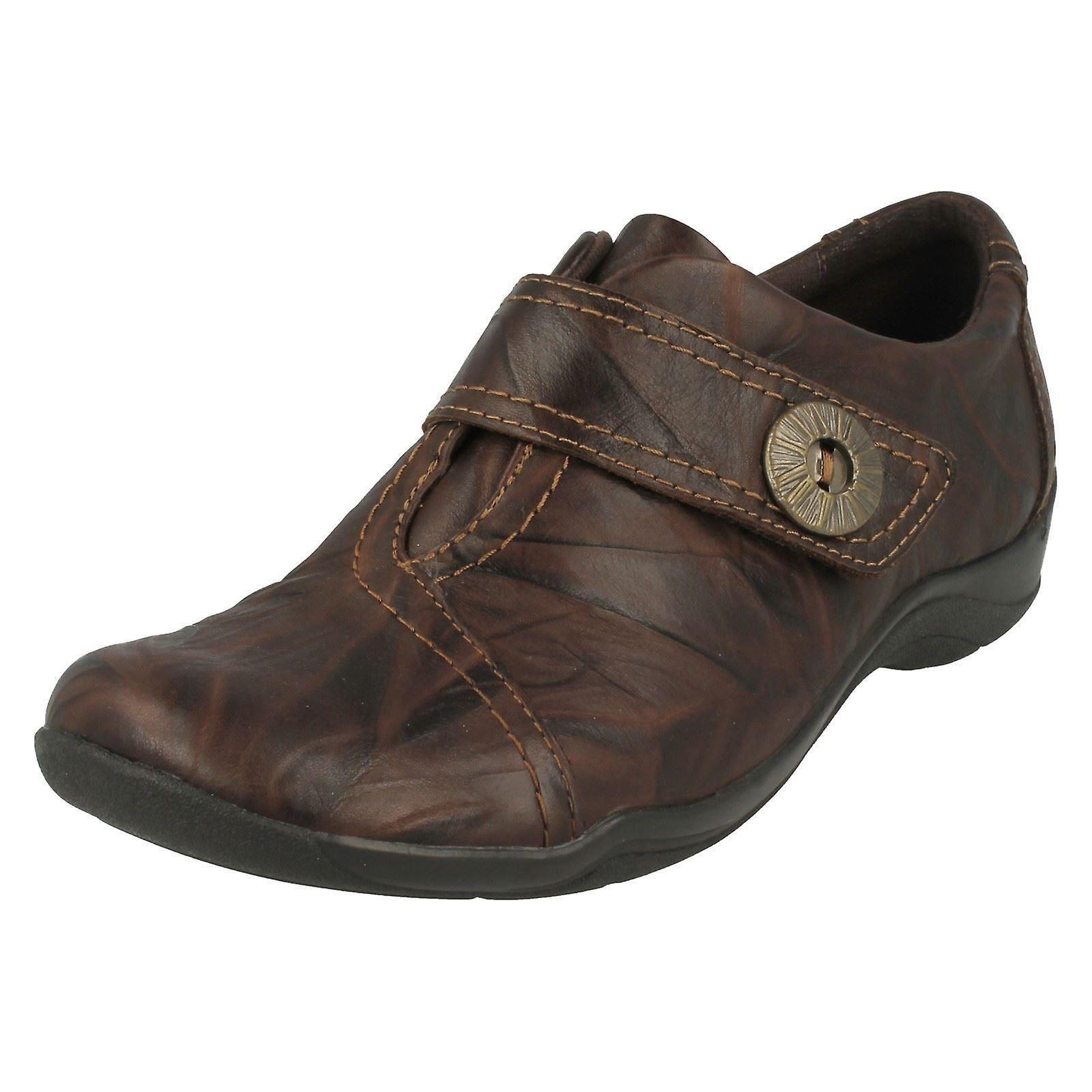 Clarks Damen Leder Schuhe Kelita Betty