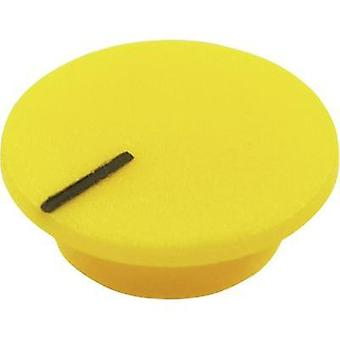 Cover + hand Yellow Suitable for K21 rotary knob Cliff