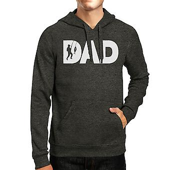 Dad Fish Unique Design Hoodie Cute Birthday Gifts For Fishing Dads