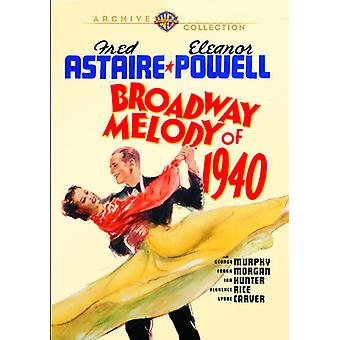 Broadway Melody of 1940 - Broadway Melody of 1940 [DVD] USA import