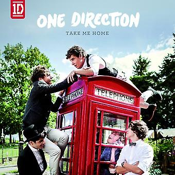 One Direction - Take Me Home [CD] USA importar
