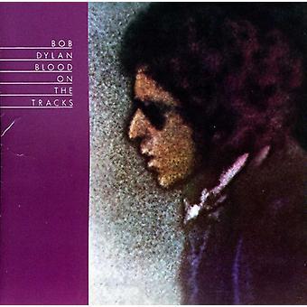 Bob Dylan - blod på spår [CD] USA import