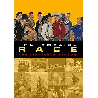Amazing Race - S16 [DVD] USA import