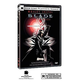 Blade [DVD] USA import