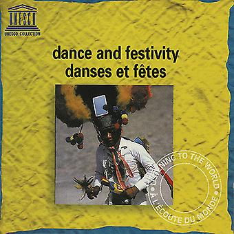 Festa di ballo & / Var - Dance & festa / import USA Var [CD]